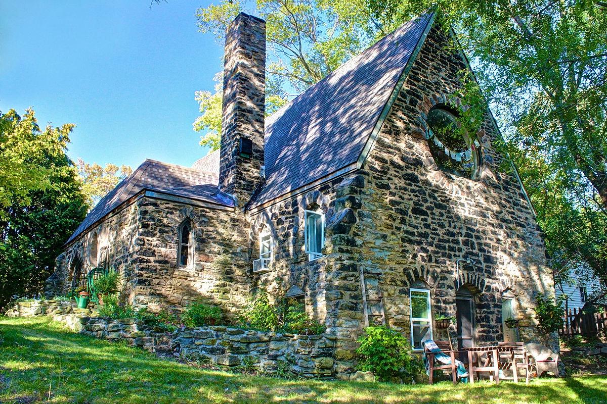 Saint Edwards Chapel