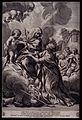 Saint Martina. Engraving after Pietro Berrettini da Cortona. Wellcome V0032620.jpg