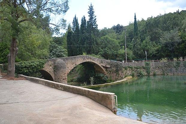 Monument historique à Salernes