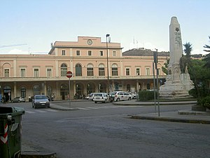 Salerno railway station - Image: Salerno (FS Station)
