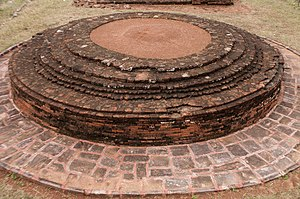 Srikakulam district - Salihundam Historic Buddhist Remains Site