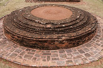 Srikakulam district - Salihundam Historic Buddhist Remains Site