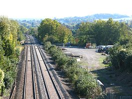 Saltford station site 2011.JPG