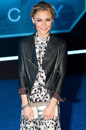 Samaire Armstrong - Armstrong in 2010