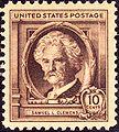 Samuel L Clemens 1940 Issue-10c.jpg