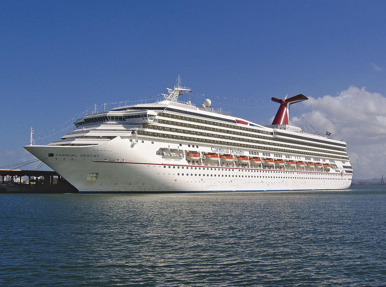 FileSan Juan Carnival Destiny Cruise Ship Puerto Rico