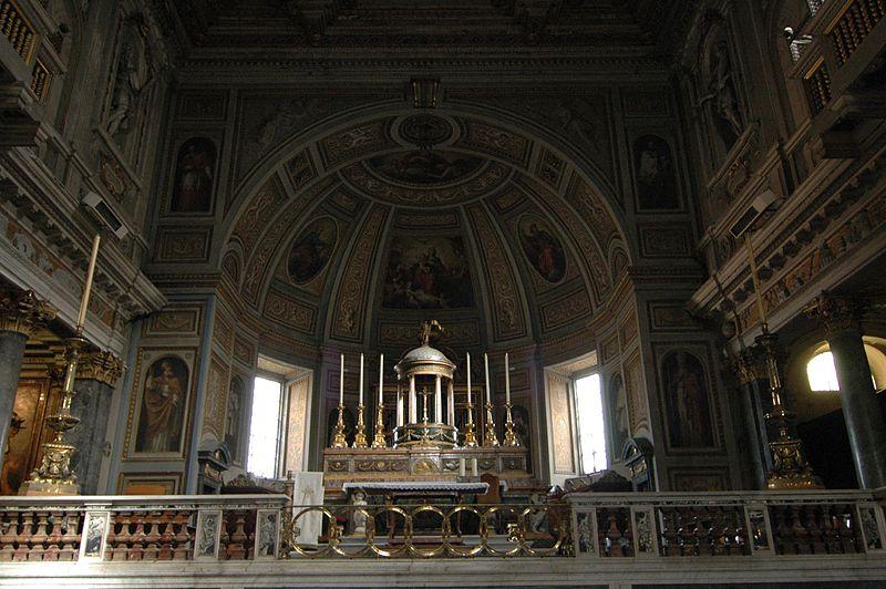 File:San Martino ai Monti interior 3.jpg
