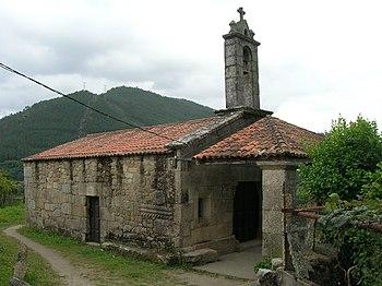 Capilla de San Xes de Francelos.