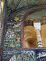 San vitale, ravenna, int., presbiterio, mosaici di dx 04 storie di mosè 02.JPG