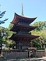 Sanmyoji, in Toyokawa, Aichi (2015-09-19) 02.JPG
