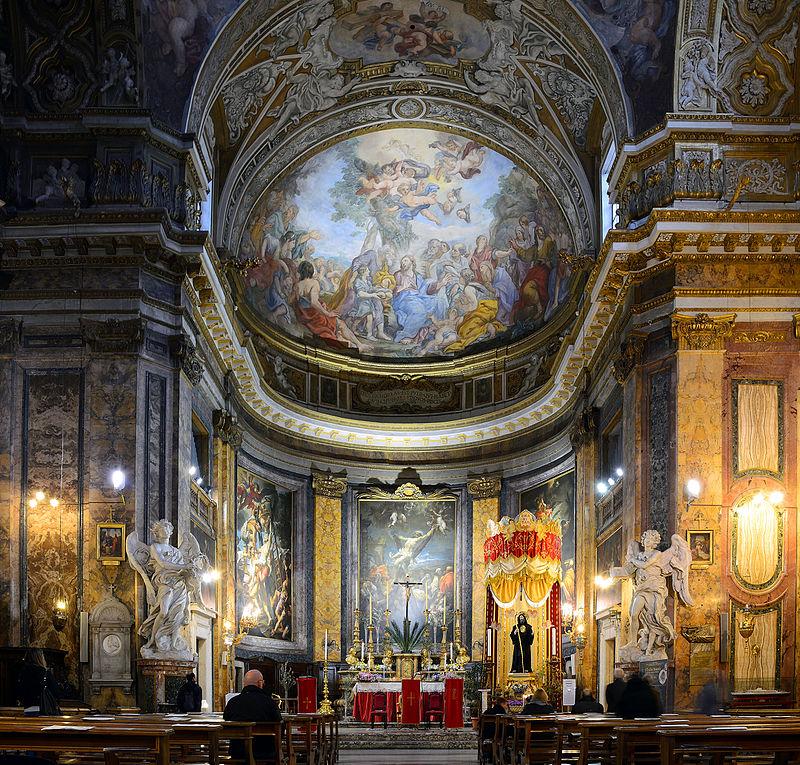 Sant'Andrea delle Fratte - interno.jpg