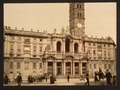 Santa Maria Maggiore, Rome, Italy-LCCN2001700967.tif