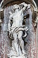 Santa Maria degli Scalzi (Venice) - Cappella Venier - Saint Sebastian by Bernardo Falconi.jpg