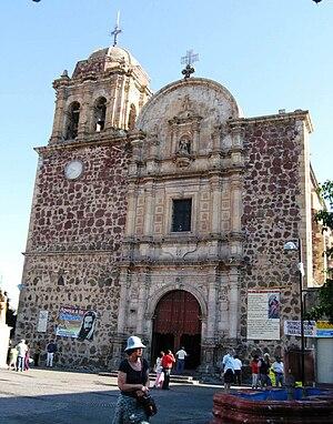 Tequila, Jalisco - Church of Santiago Apostol, the main church