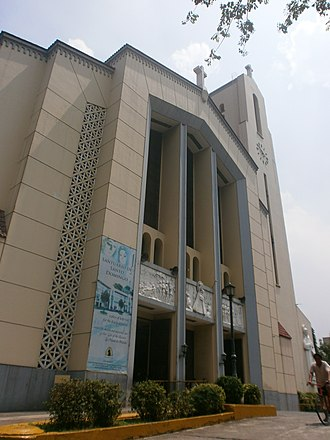 Santo Domingo Church - Santo Domingo Church facade
