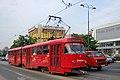 Sarajevo Tram-261 Line-3 2011-09-26.jpg