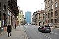 Sarajevo Tram-Line Marijin-Dvor 2011-10-28.jpg