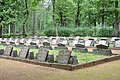 Sarkanās armijas brāļu kapi Ogrē (486 karavīri, WWII) - panoramio.jpg