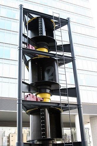 Savonius wind turbine - Savonius wind turbine