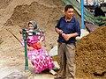 Sawdust vendors. Kashgar markets.jpg