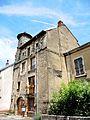 Scey-sur-Saône. Maison avec tourelle. (2). 2015-06-26.JPG