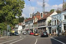 Kaiserstraße in Saarbrücken