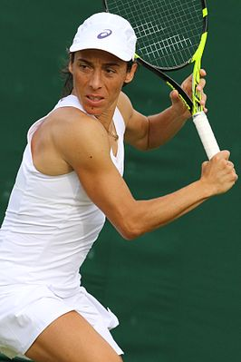 Winnares in het enkelspel, Francesca Schiavone