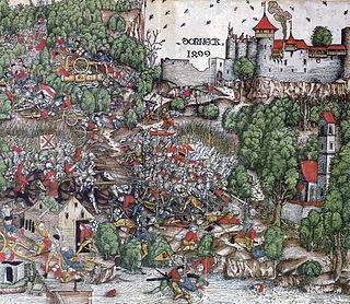 Battle of Dornach battle