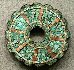 mixtecos la turquesa era un material precioso destinado al uso de la