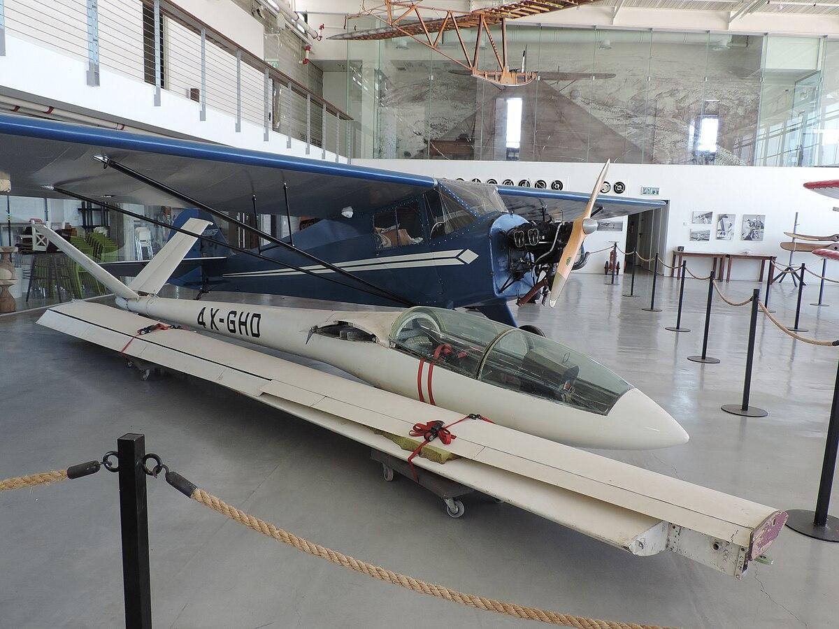 What Is A Glider Kit >> Schreder HP-18 - Wikipedia