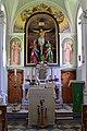 Schwendau - Kalvarienbergkapelle zum gekreuzigten Heiland - Altar.jpg
