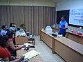 Science Career Ladder Workshop - Indo-US Exchange Programme - Science City - Kolkata 2008-09-17 01313.JPG