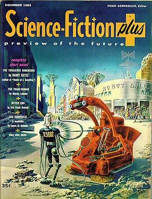 Science-Fiction Plus - Image: Science fiction plus 195312