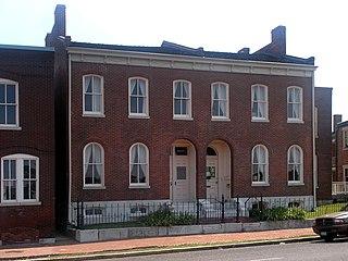 Scott Joplin House State Historic Site house