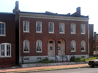 Scott Joplin - Scott Joplin House in St. Louis, Missouri