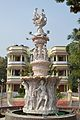 Sculptural Fountain - Nripendra Childrens Park and Guest House - Taki Municipality - Taki - North 24 Parganas 2015-01-13 4304.JPG