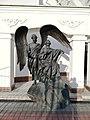 Sculpture near church of Kiryla Turauski.jpg