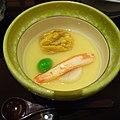 Seafood chawanmushi by veroyama in Hakodate, Hokkaido.jpg