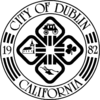 Official seal of Dublin, California