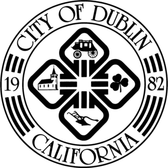 Dublin, California - Image: Seal of Dublin, California