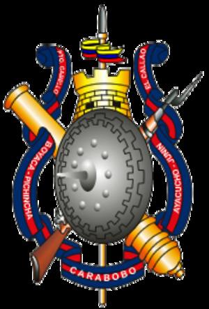 Venezuelan Army - Venezuelan Army emblem