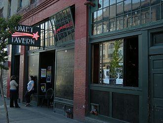Mia Zapata - Comet Tavern in Capitol Hill