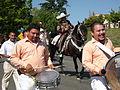 Seattle - Fiestas Patrias Parade 2008 - mariachis & horses 02.jpg