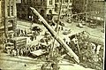 Seattle - Reinstallation of Pioneer Square totem pole, 1940.jpg