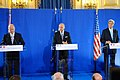 Secretary Kerry, P3 Foreign Ministers Hold News Conference About Syria (9771307611).jpg