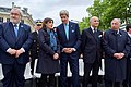 Secretary Kerry Chats With Paris Mayor Hidalgo After 70th Anniversary VE Day Commemoration at Arc d'Triomphe (16801922774).jpg