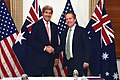 Secretary Kerry Meets With Australian Opposition Leader Shorten Amid Meetings in Sydney (14895322002).jpg
