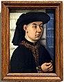 Seguace di van eyck, giovane uomo con anello, 1450 ca.jpg