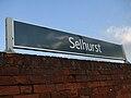 Selhurst station signage.JPG