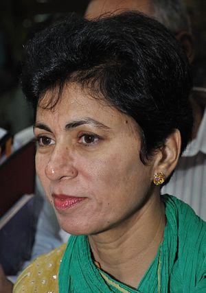 Selja Kumari - Kumari Selja in 2011